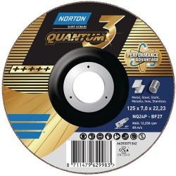 Norton Quantum 3 Inox NQ24P...