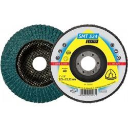 SMT 924 SPECIAL- CERAMIC 125/40 flap discs