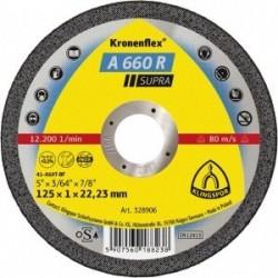 A660 R SUPRA 125x1.0 Klingspor