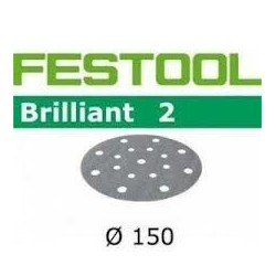 P 240 FESTOOL GRANAT 125 mm - abrasives 100 pcs