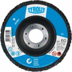 360 P Abrasive Discs. 3M Hookit 255P. 150mm. 8 +1. box 100.0 stuks.