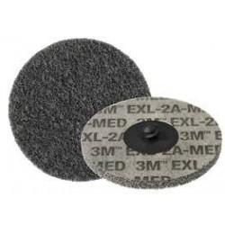 (100x) P 80 3M  Hookit 255+, 150 mm (14+1) -