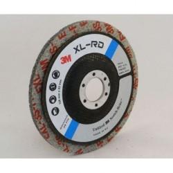 (100x) P 180 3M  Hookit 255+, 150 mm (14+1) -