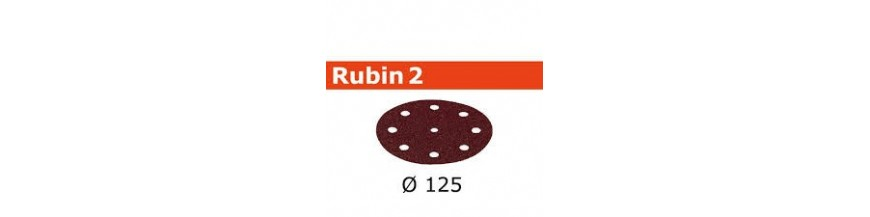 Festool Rubin2 schuurschijven 125 mm